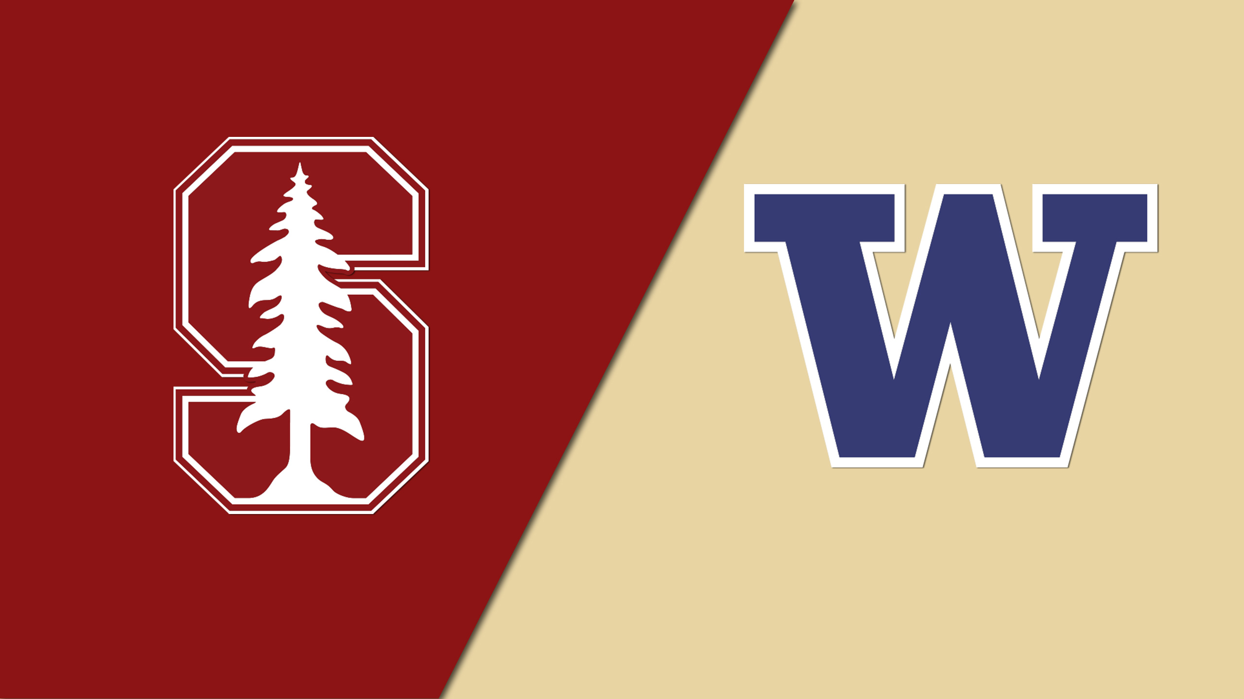 Stanford vs. Washington (M Basketball) (re-air)