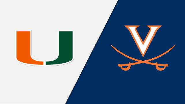 #16 Miami vs. Virginia (Baseball)