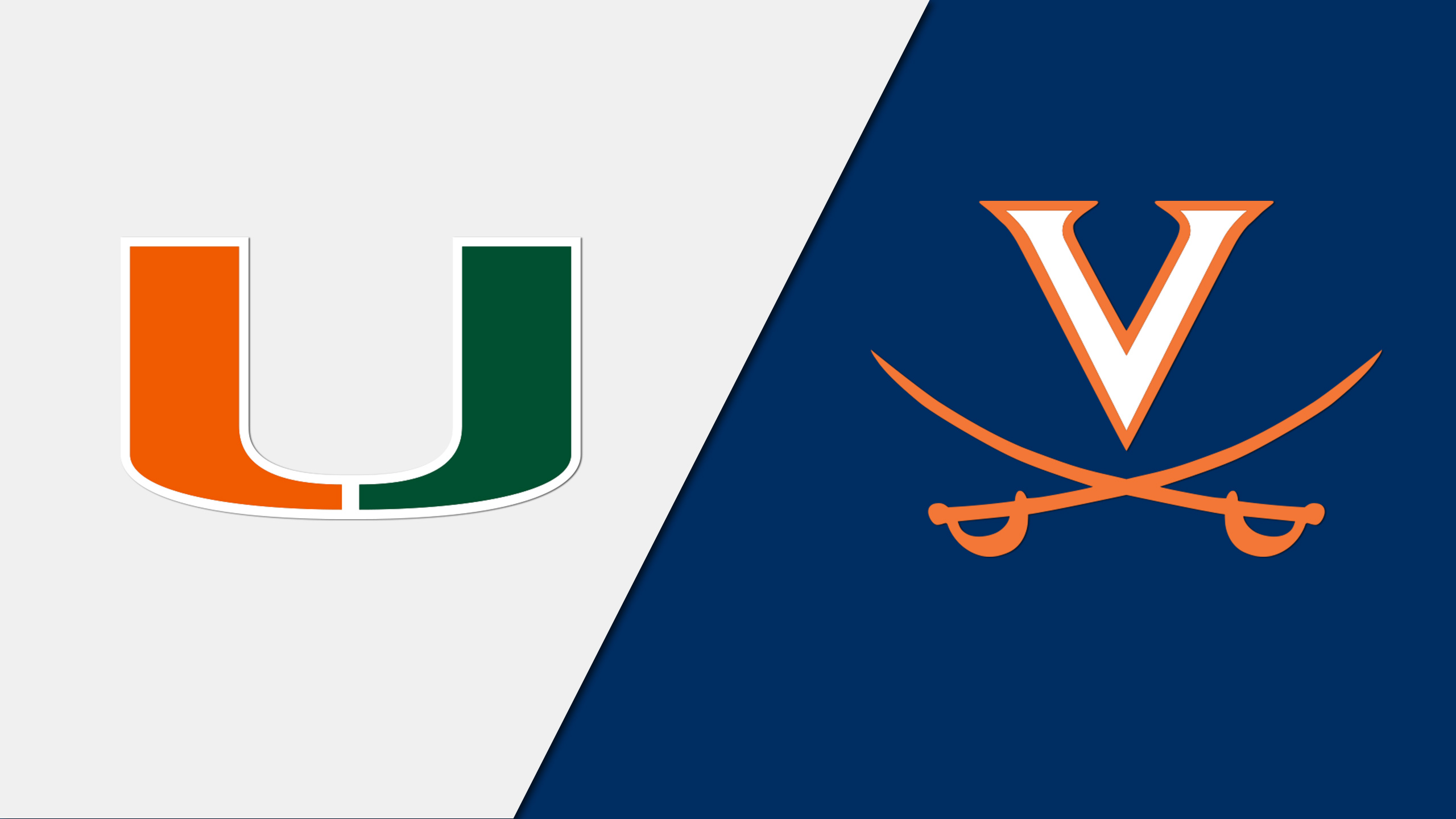 Miami vs. Virginia (Pool D)