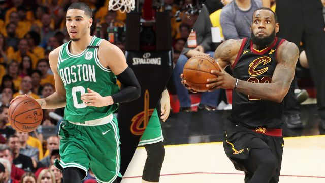 #2 Boston Celtics vs. #4 Cleveland Cavaliers (Conference Finals Game 4)