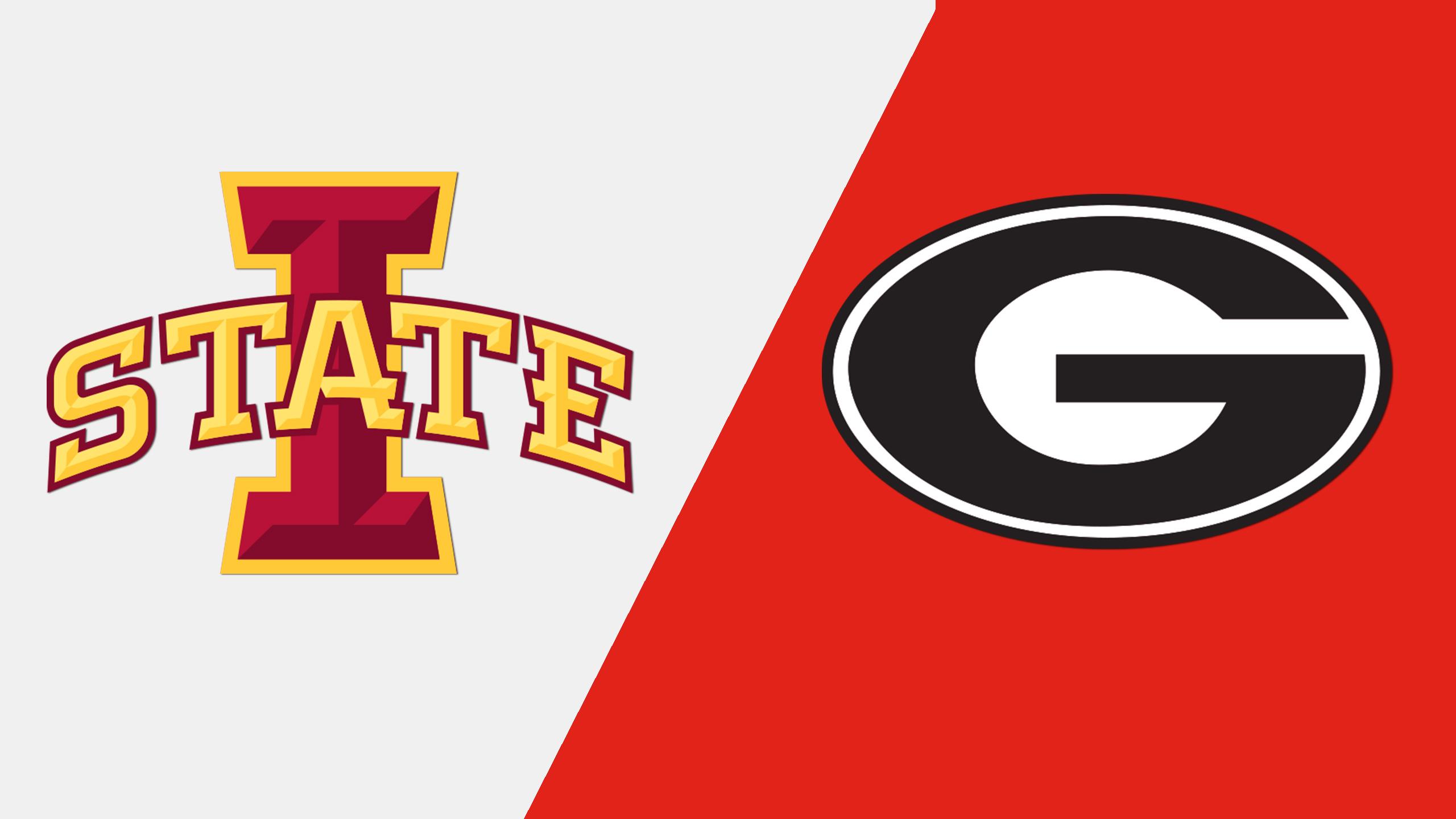Iowa State vs. Georgia (W Gymnastics)