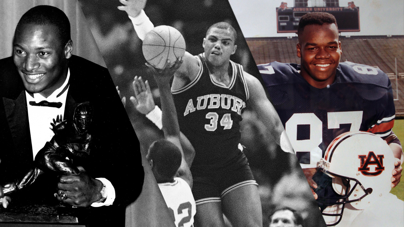 SEC Storied: Bo, Barkley & The Big Hurt