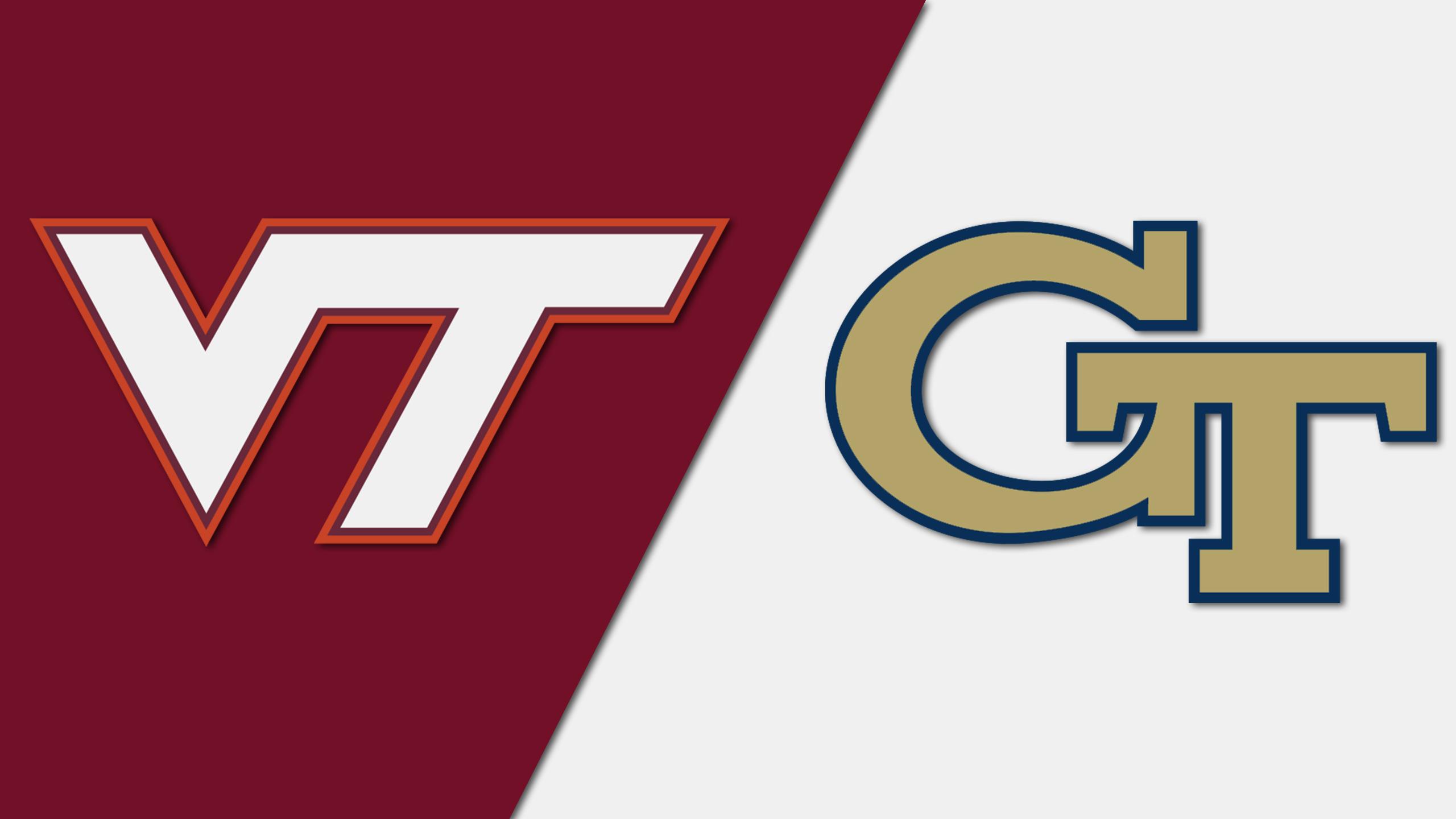 Virginia Tech vs. Georgia Tech (W Volleyball)