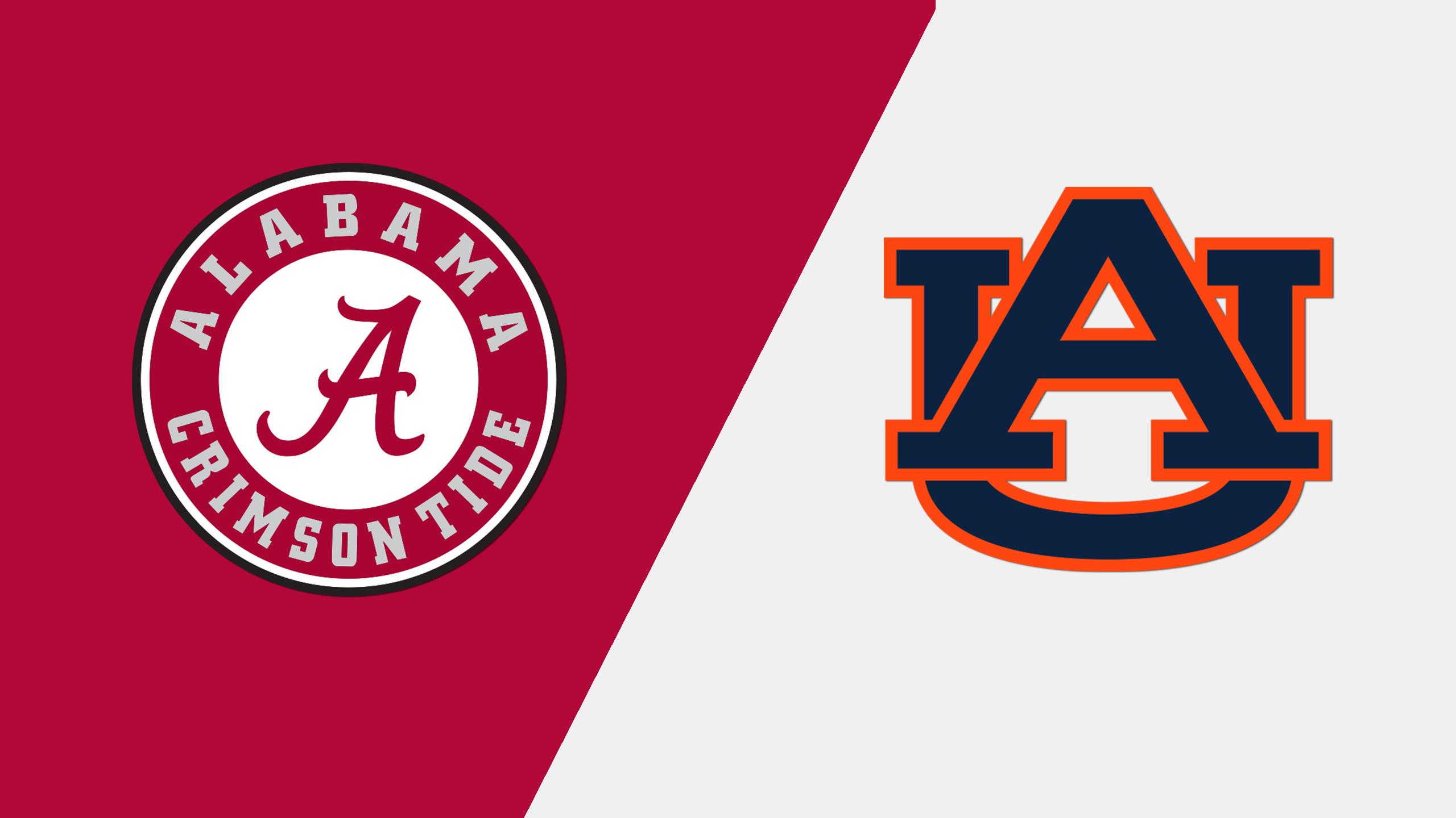 Alabama vs. Auburn (W Basketball) (re-air)