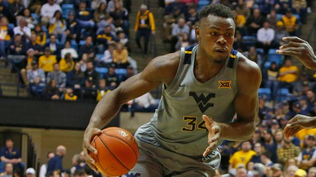 Oklahoma State vs. #17 West Virginia (M Basketball)