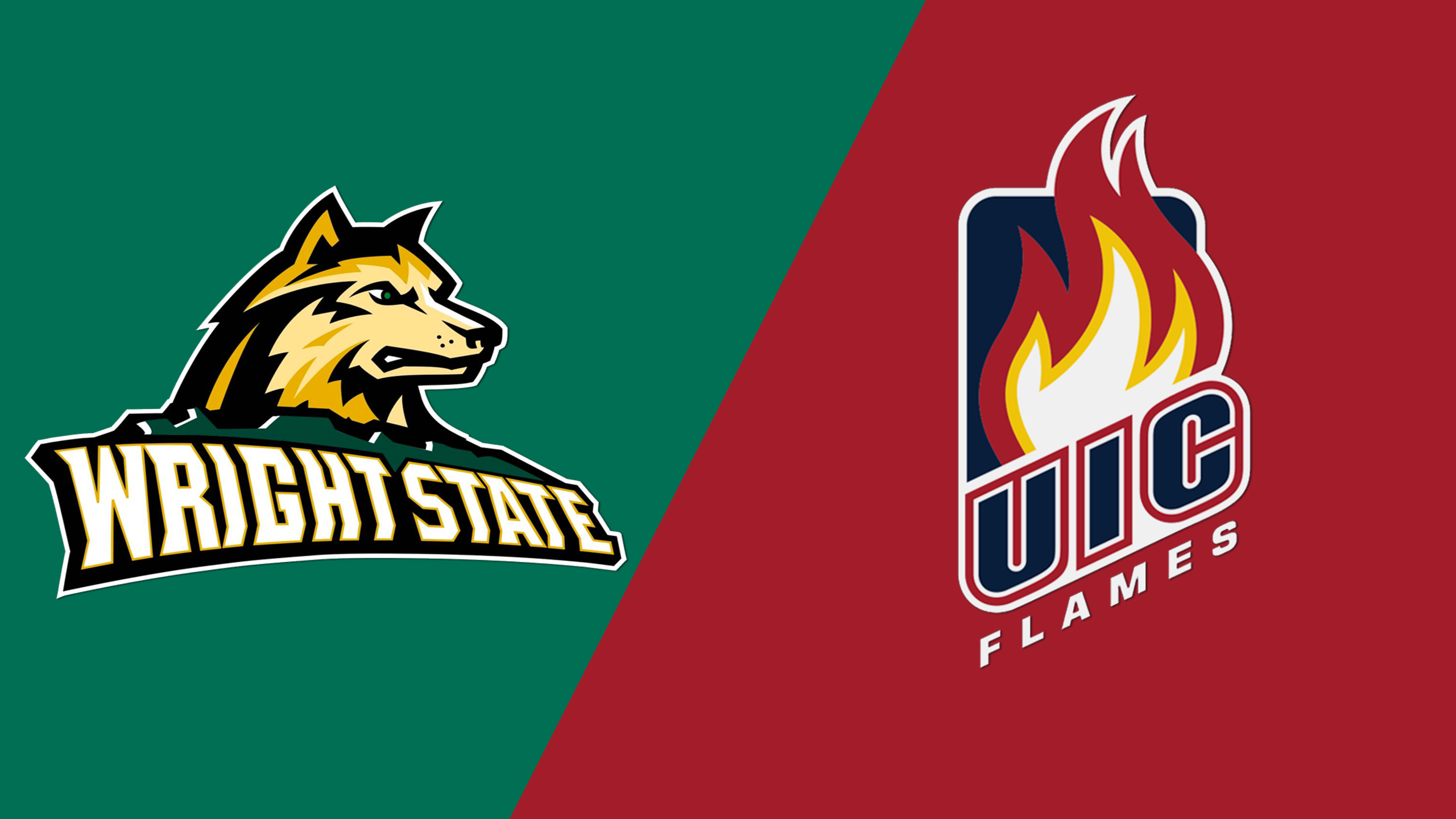 Wright State vs. UIC (W Volleyball)
