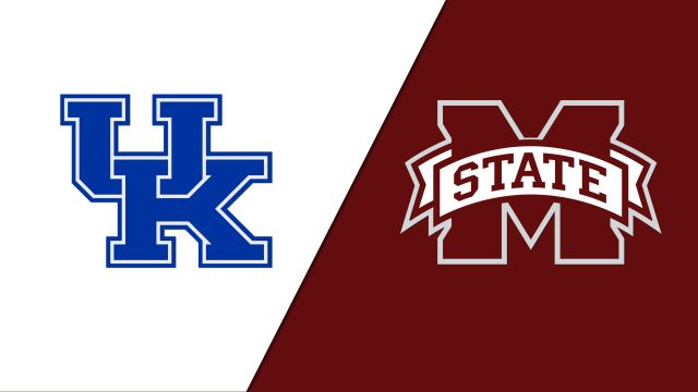 Kentucky vs. Mississippi State (Football)