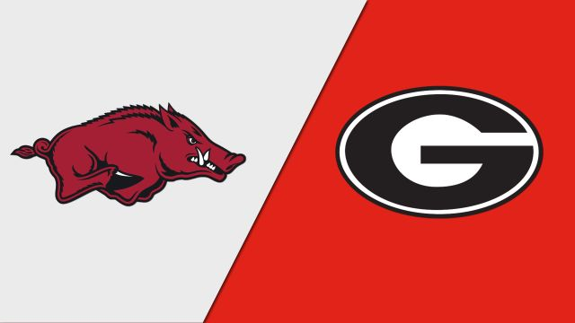 Arkansas vs. Georgia (Third Round) (Baseball)