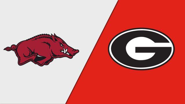 #5 Arkansas vs. #6 Georgia (Third Round) (Baseball)