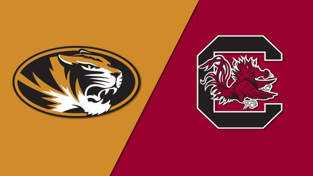 Missouri vs. South Carolina (re-air)