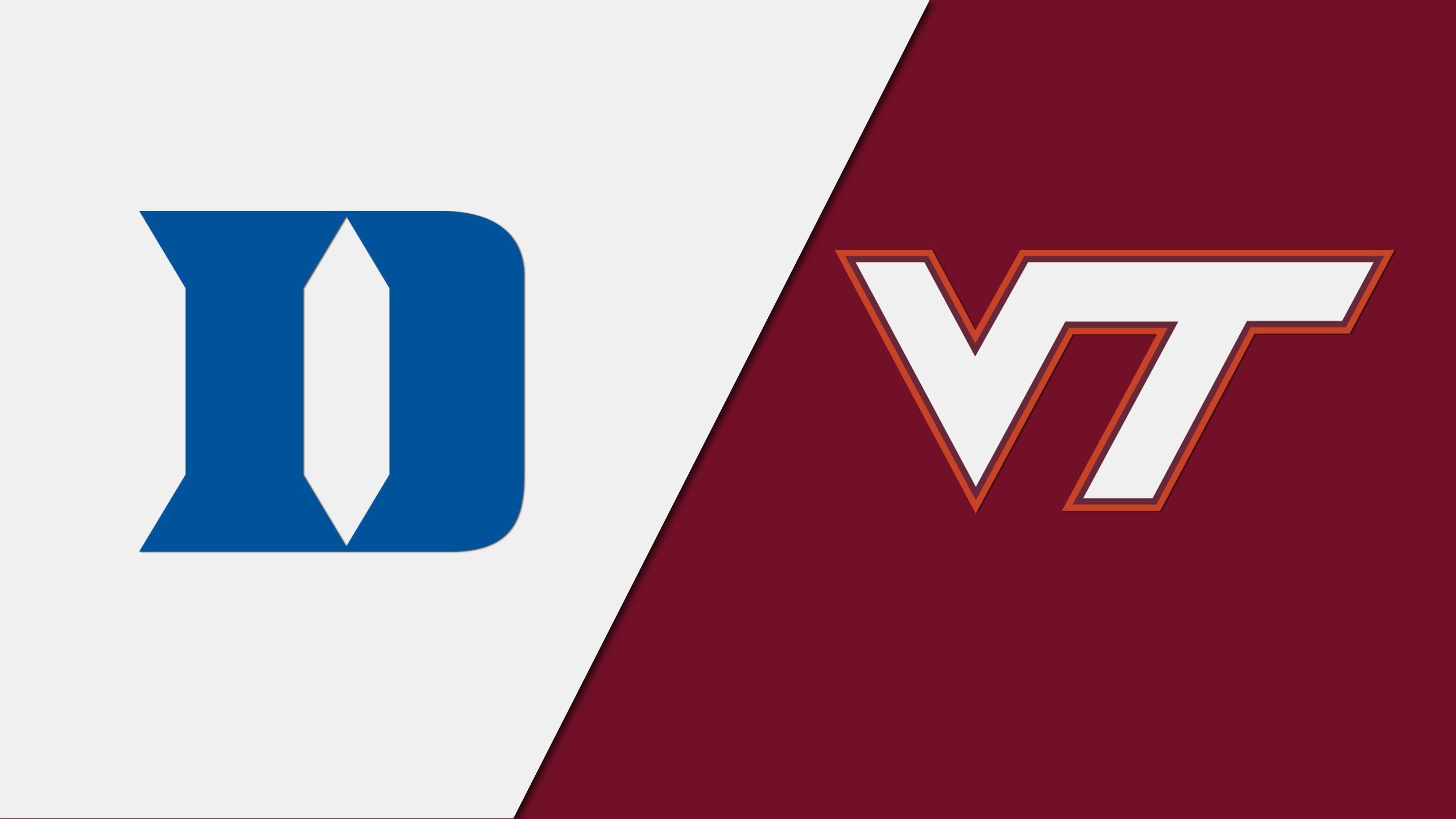 #3 Duke vs. #20 Virginia Tech (M Basketball)