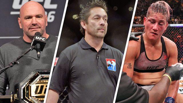 Caso Pedrita: Yamasaki admite erro em luta de brasileira e comenta plano para voltar ao UFC