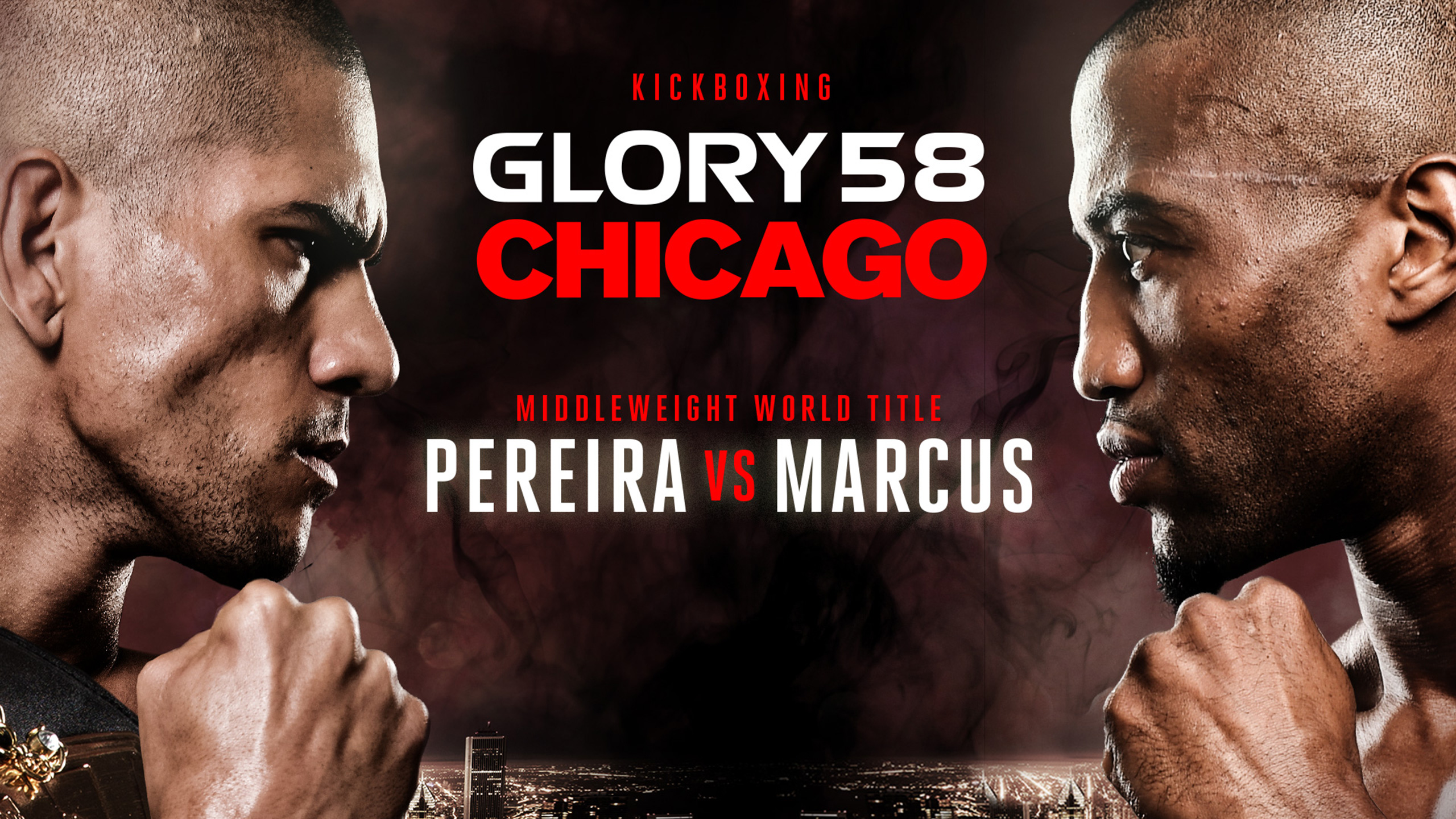 Kickboxing: GLORY 58