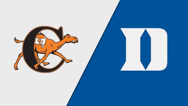 Campbell vs. Duke (Baseball)