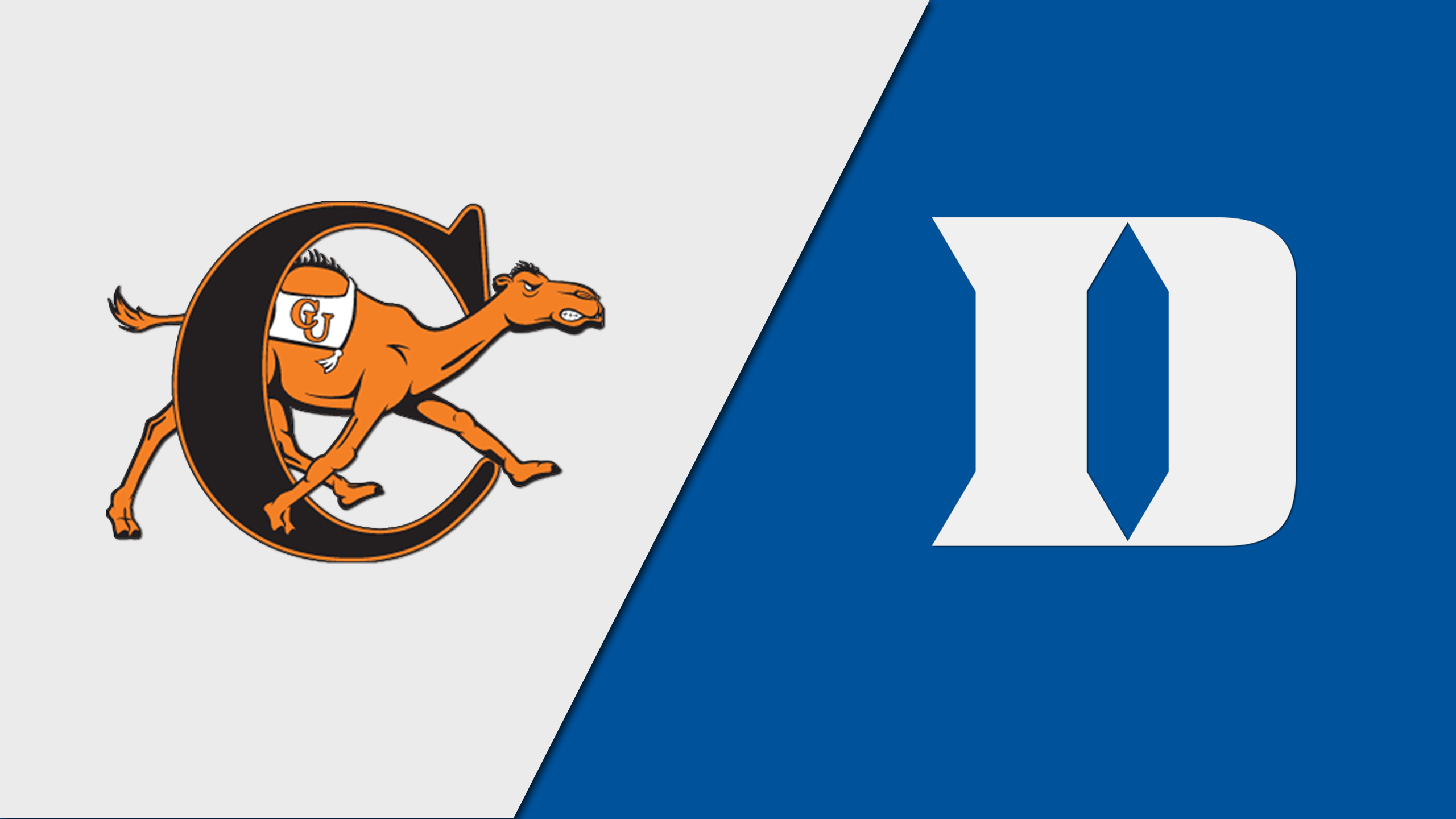 Campbell vs. Duke (Baseball)