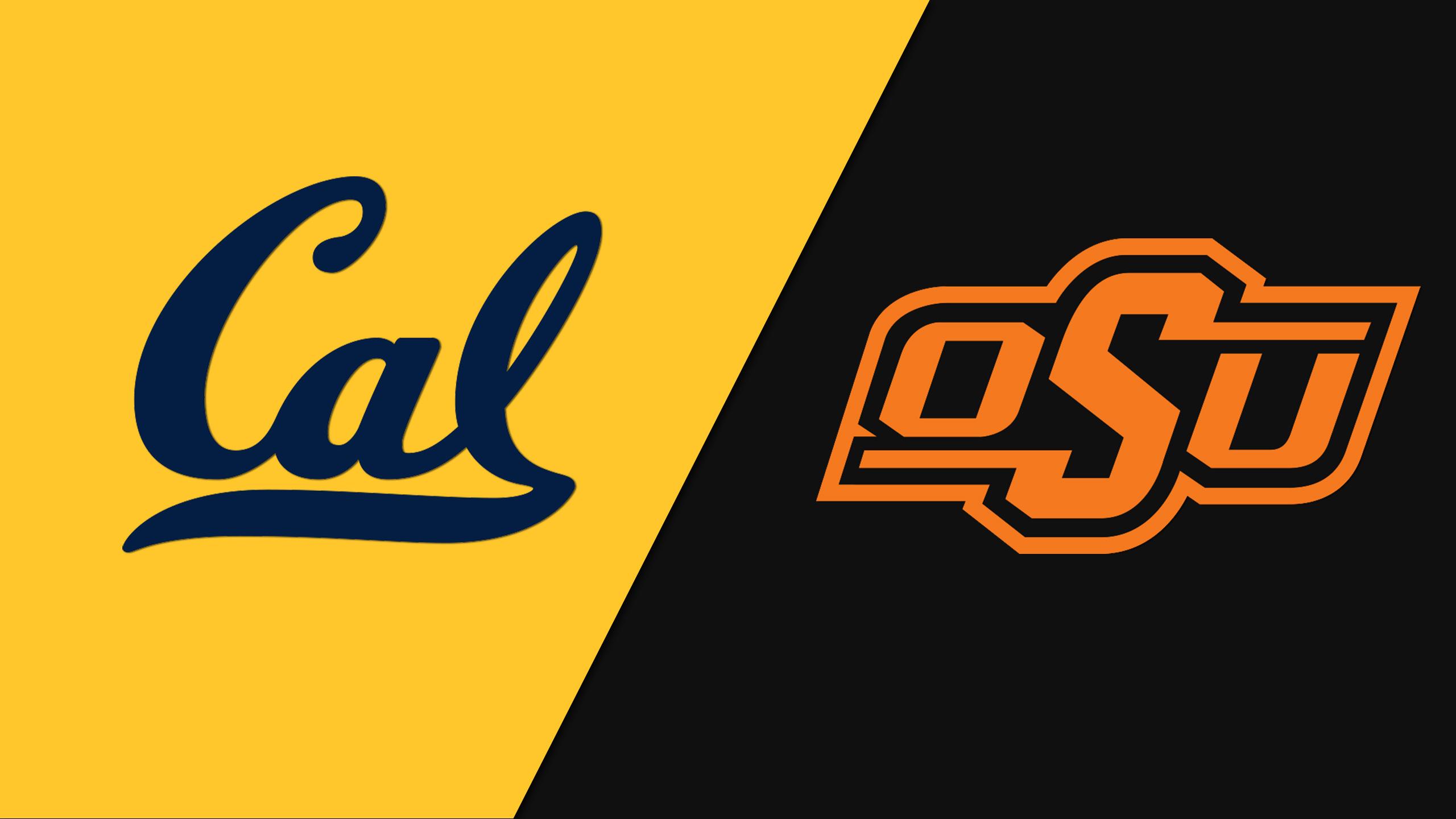 California vs. #17 Oklahoma State (Softball)