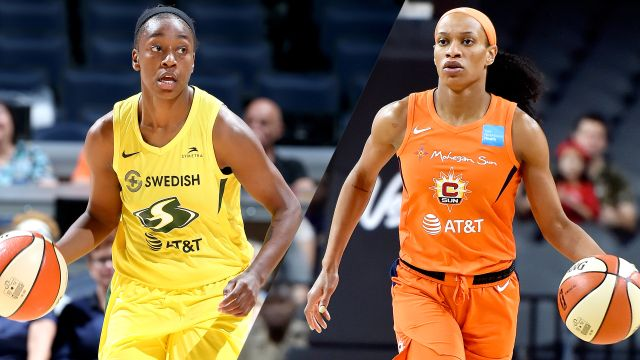 Seattle Storm vs. Connecticut Sun