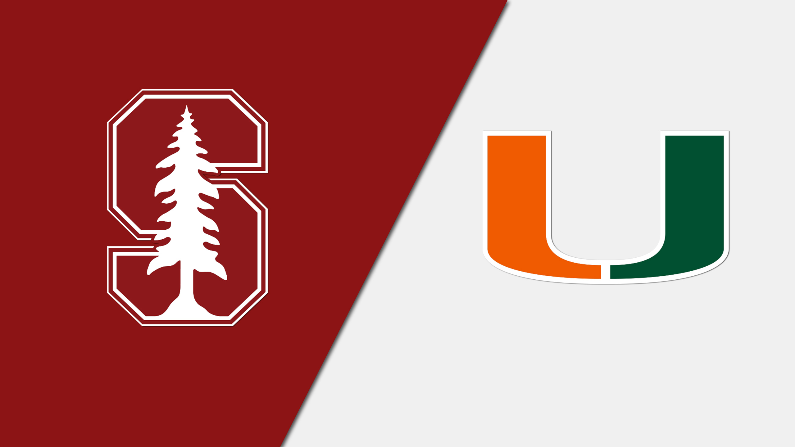 #2 Stanford vs. #2 Miami (FL) (Championship) (re-air)