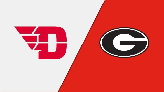 Dayton vs. Georgia (Baseball)