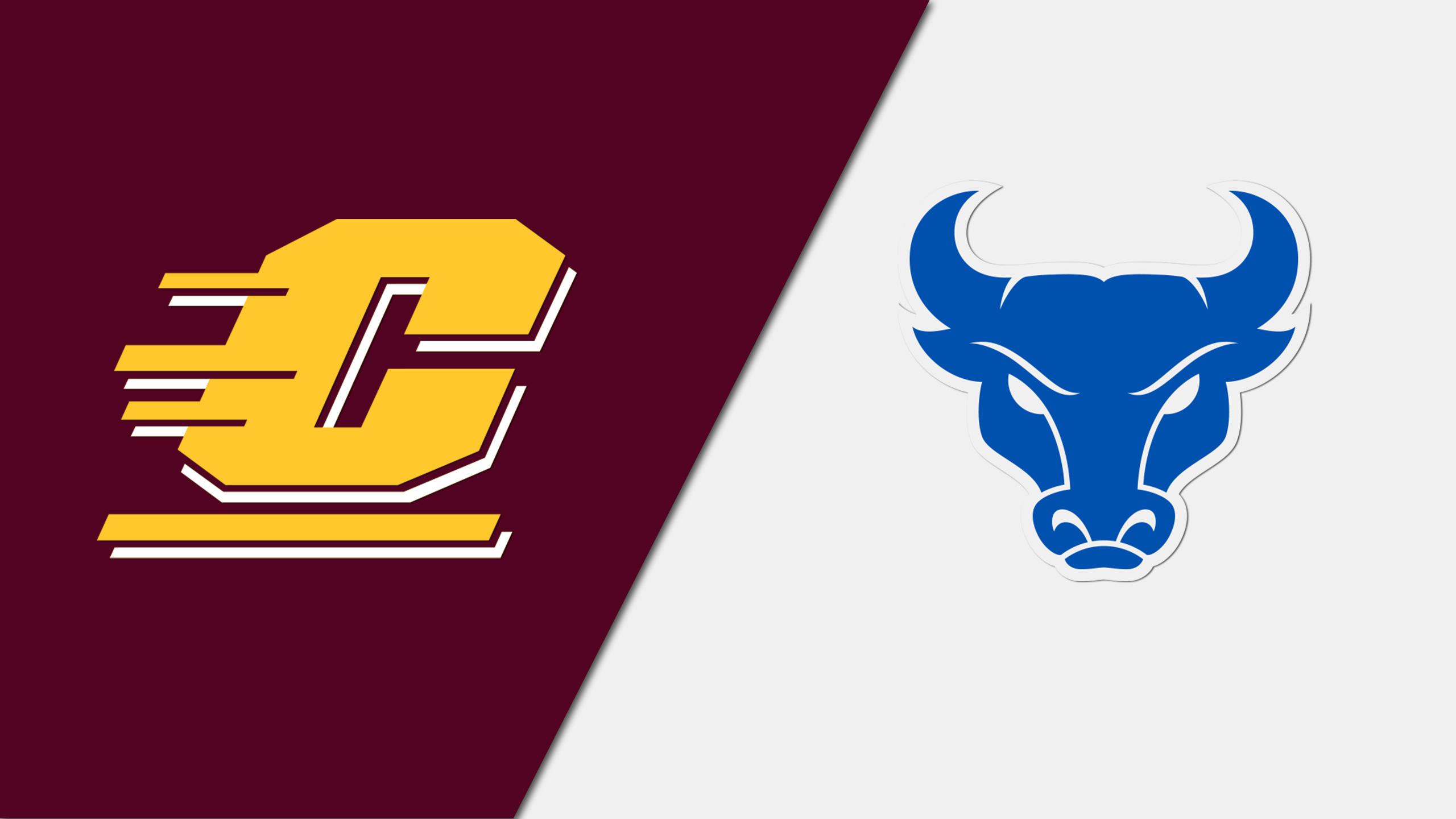 Central Michigan vs. Buffalo (W Basketball)