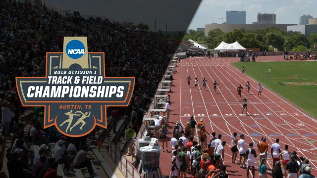 NCAA Men's & Women's Outdoor Track & Field Championships