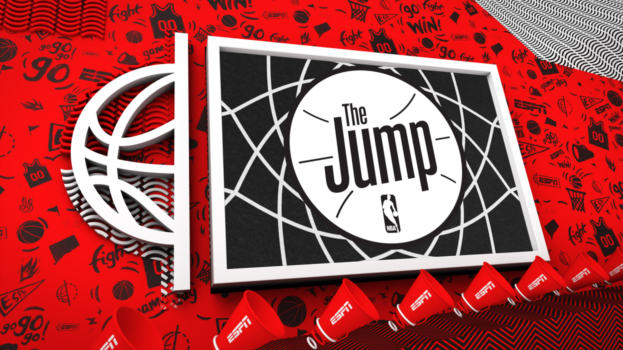 Tue, 3/19 - NBA: The Jump