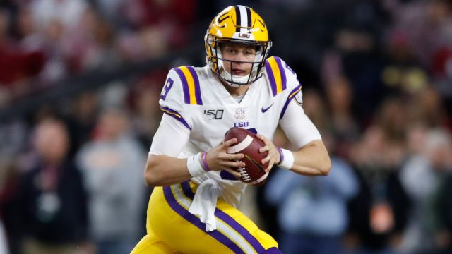 #1 LSU vs. Ole Miss
