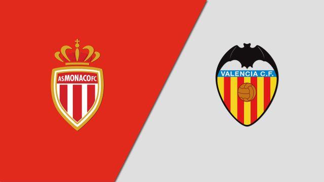 In Spanish-AS Monaco vs. Valencia (International Friendly)