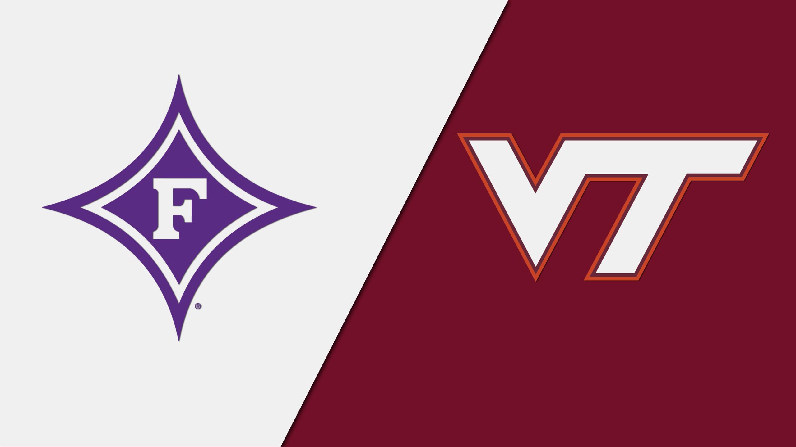 Furman vs. Virginia Tech (Women's NIT)