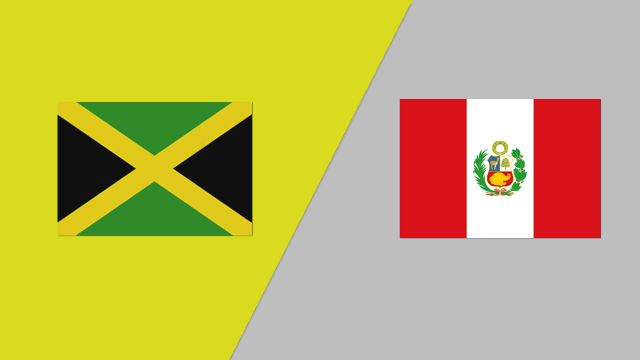 In Spanish-Juegos Panamericanos Lima 2019 - Futbol Masculino: Jamaica vs. Peru (Preliminares)