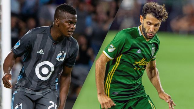In Spanish-Minnesota United FC vs. Portland Timbers (MLS)