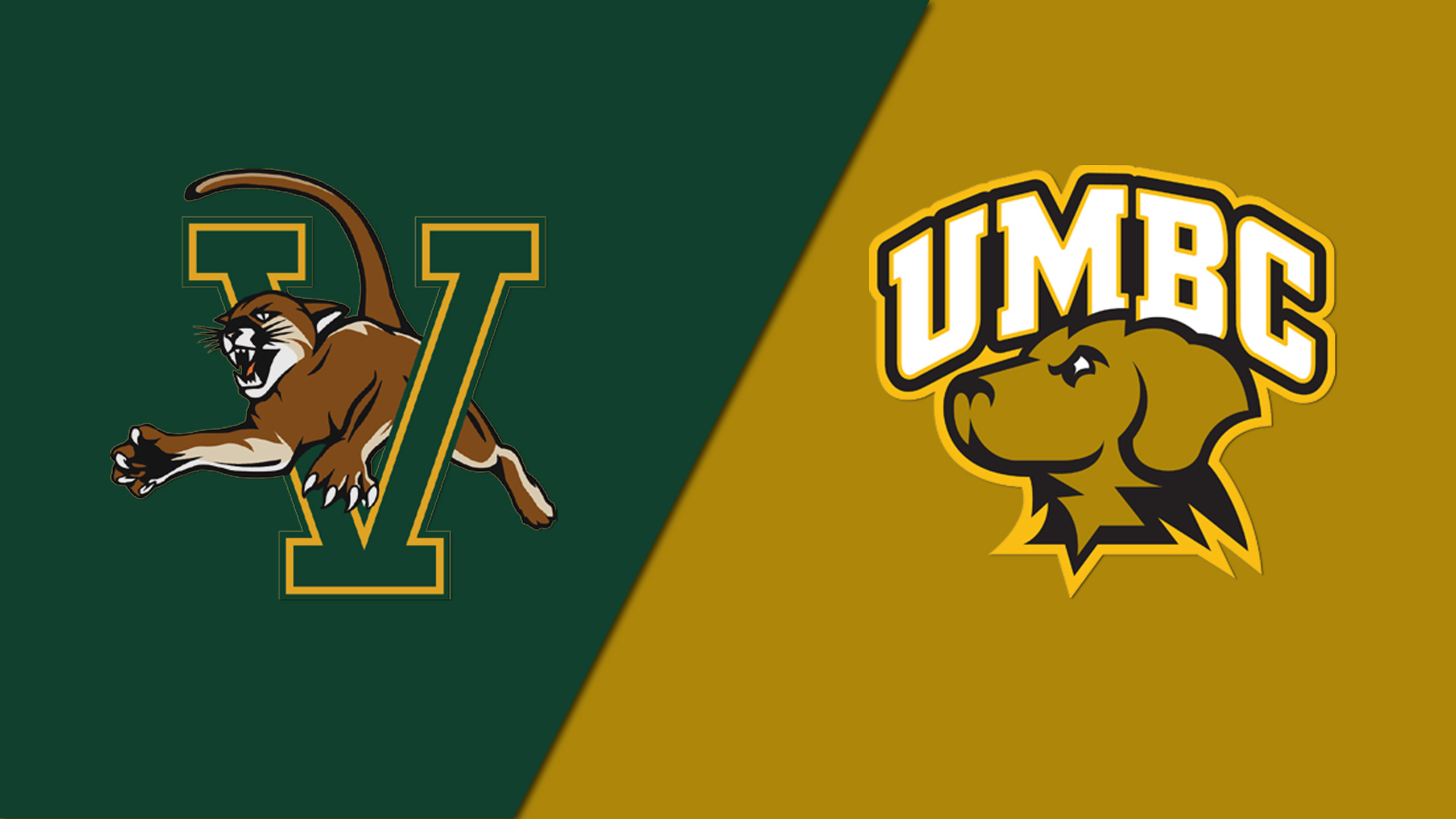 Vermont vs. UMBC (M Basketball)