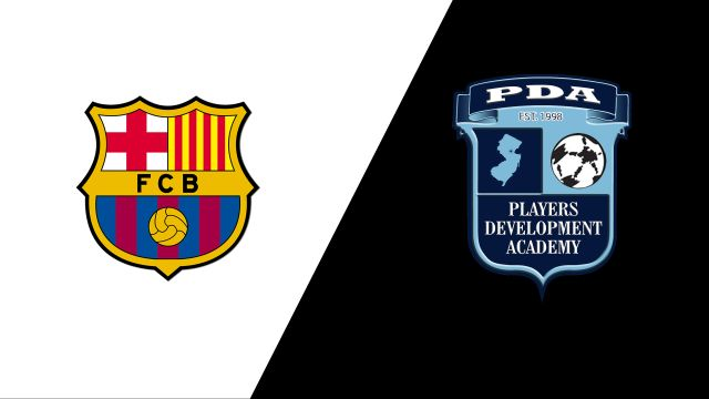 In Spanish-FC Barcelona vs. Player Development Academy (Final)