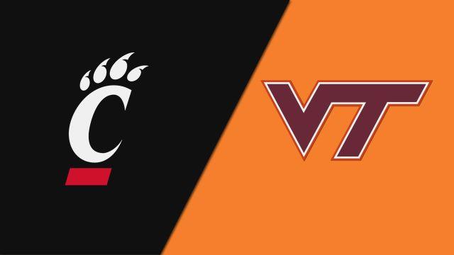 Cincinnati vs. #25 Virginia Tech (W Soccer)