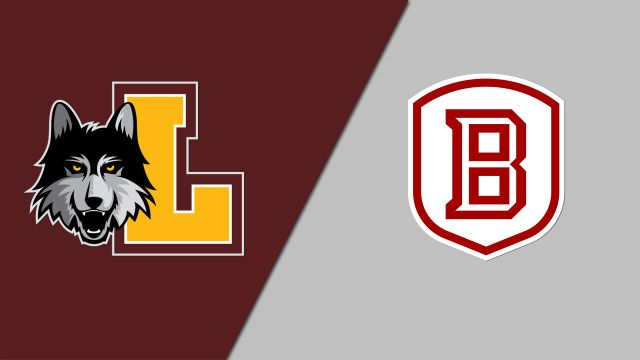 Loyola-Chicago vs. Bradley (M Soccer)