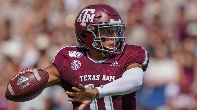 #23 Texas A&M vs. Arkansas (Football)