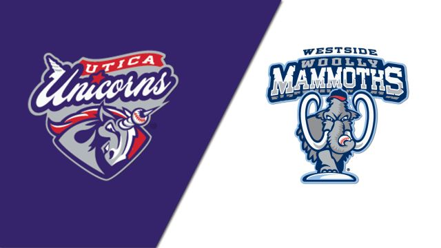 Unicorns vs. Woolly Mammoths (USPBL)