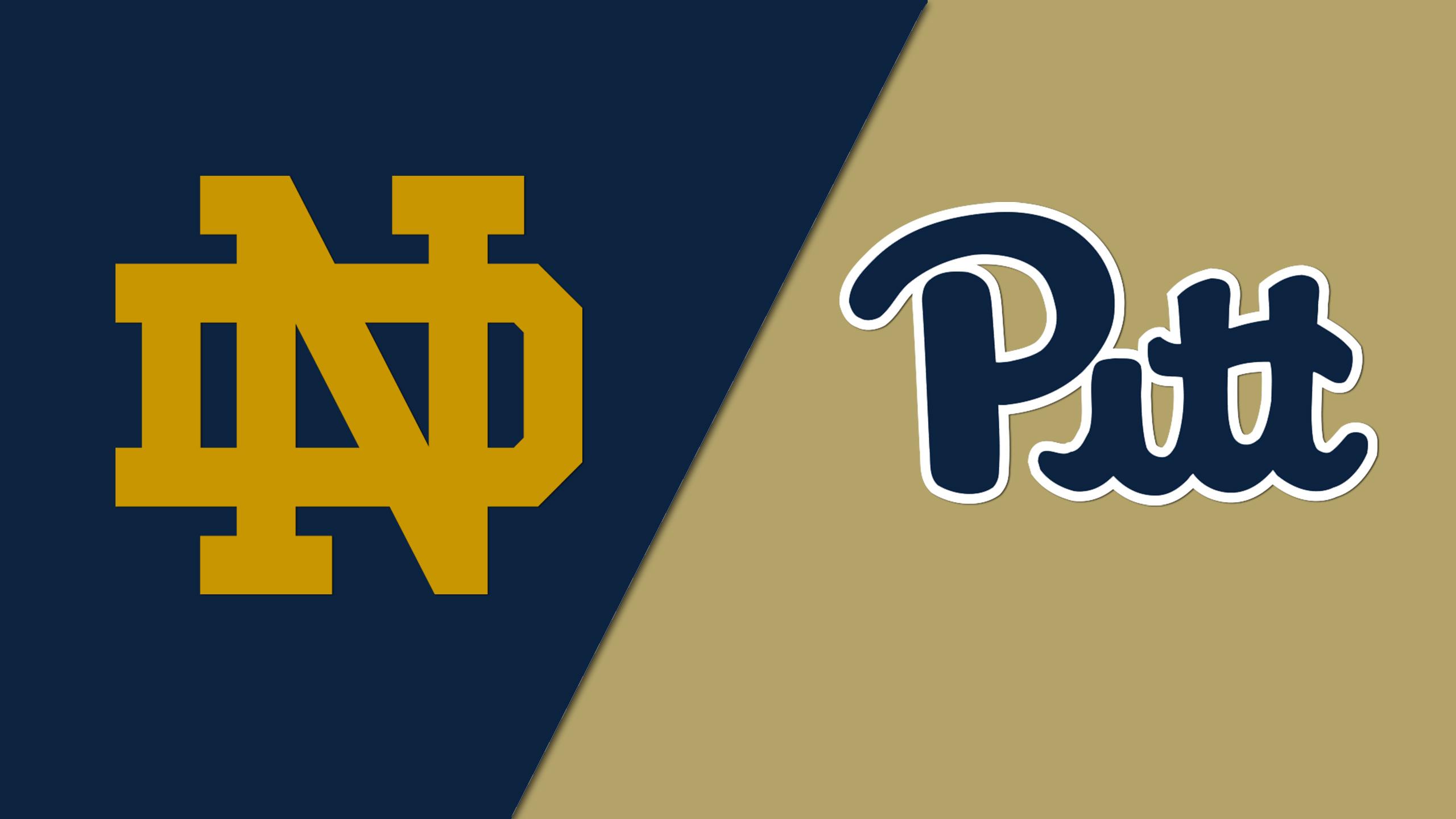 Notre Dame vs. Pittsburgh (W Soccer)