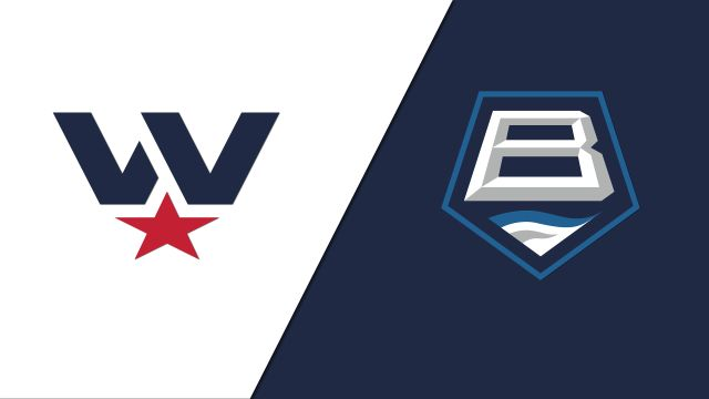 Washington Valor vs. Baltimore Brigade (Arena Football League)