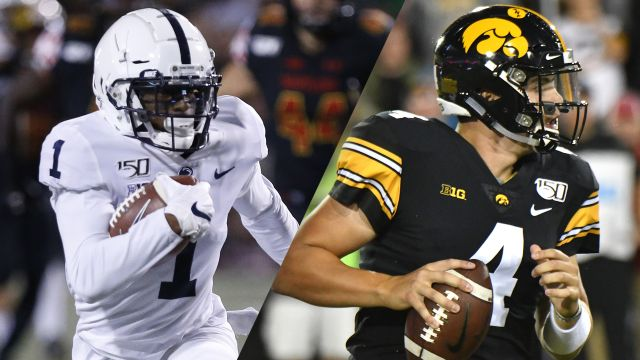 #10 Penn State vs. #17 Iowa (Football)