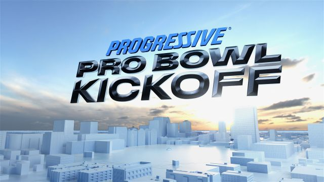 Progressive Pro Bowl Kickoff