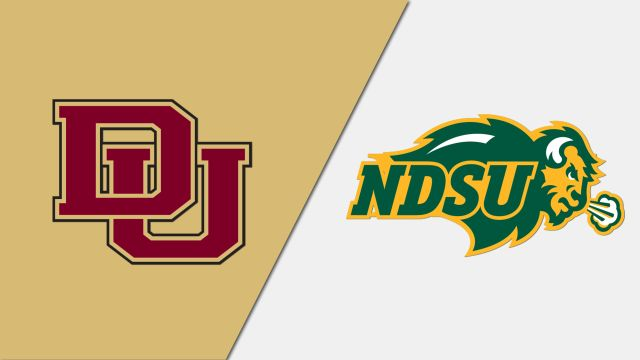 Denver vs. North Dakota State (M Basketball)