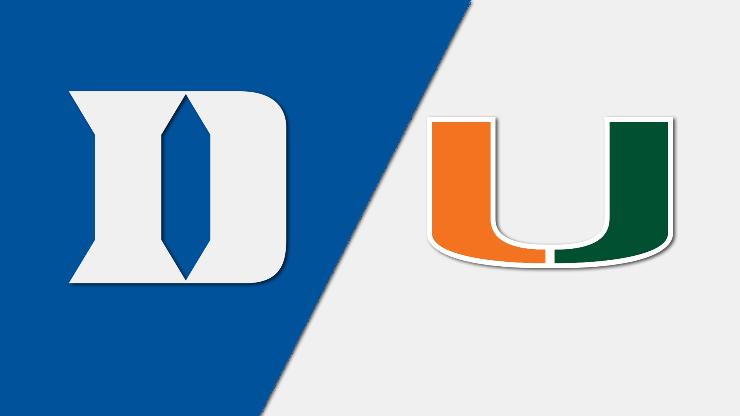 Duke vs. Miami (W Volleyball)