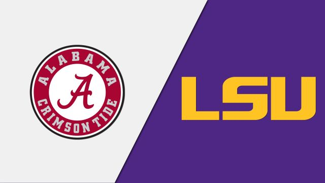 Alabama vs. LSU (Football)