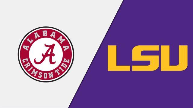 Alabama vs. LSU (Football)
