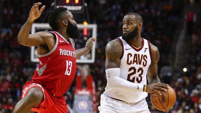 Harden ou LeBron? ESPN League elege MVP