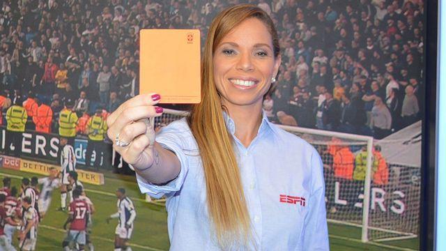 Renata Ruel: a nova comentarista da ESPN
