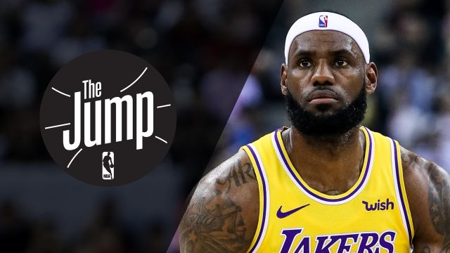 Tue, 10/15 - NBA: The Jump
