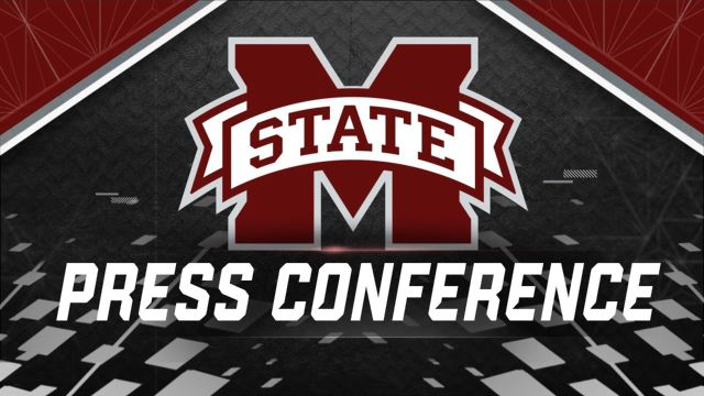 Mississippi State Football Press Conference