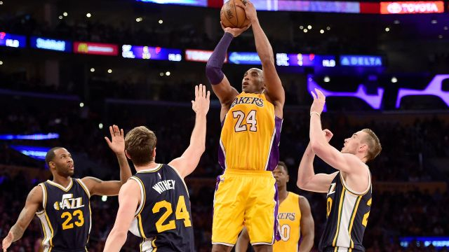 Utah Jazz vs. Los Angeles Lakers